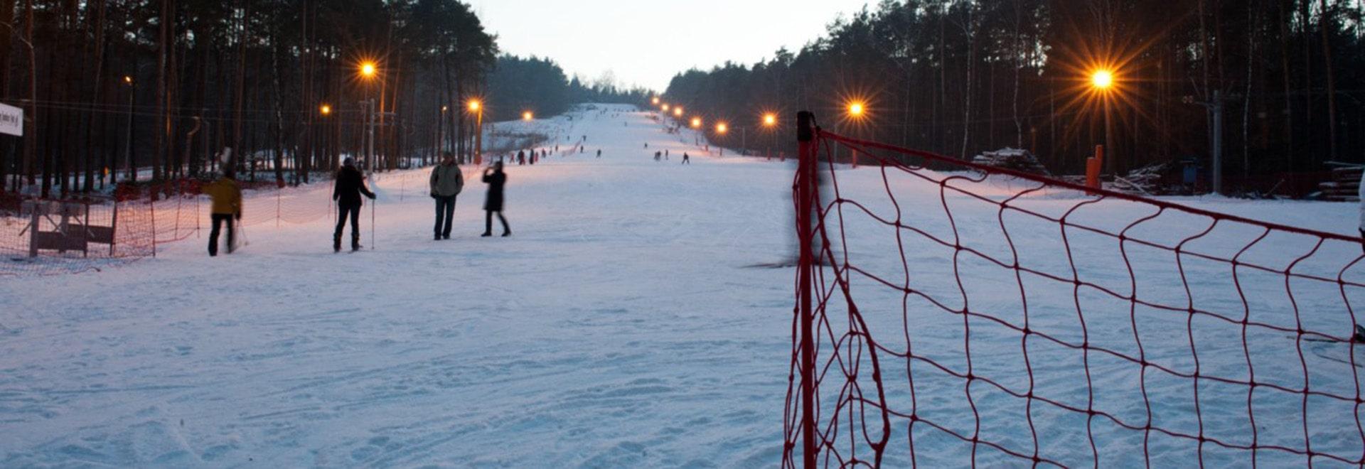 Stok Narciarski Kielce Stadion